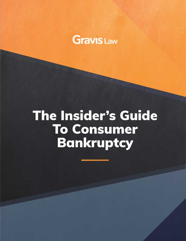 Gravis Law's Guide to Consumer Bankruptcy